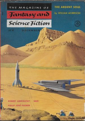 """The Father-Thing"" in The Magazine of Fantasy and Science Fiction. December 1954. Anthony..."