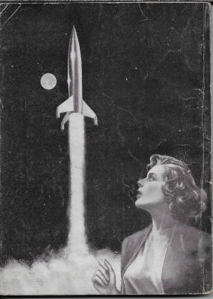 """The Turning Wheel"" in Science Fiction Stories. Second Issue 1954"