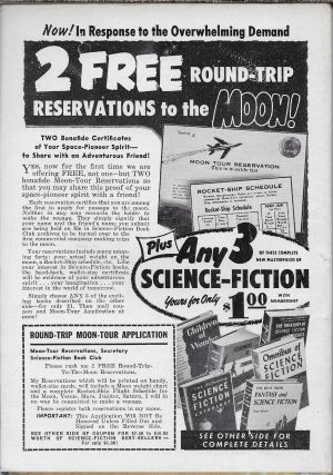 """""""Pay for the Printer"""" in Satellite Science Fiction. October 1956."""