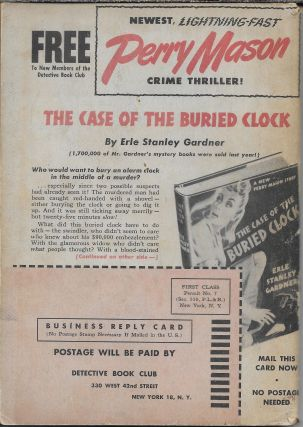 """""""After Dinner Story"""" in Ellery Queen's Mystery Magazine. September 1943. Volume 4, Number 12"""